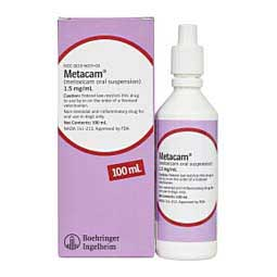 Metacam Oral Suspension 1.5mg/ml for Dogs